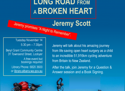 Jeremy Scott speaking event