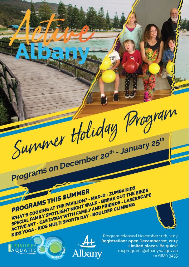 Active Albany Flyer