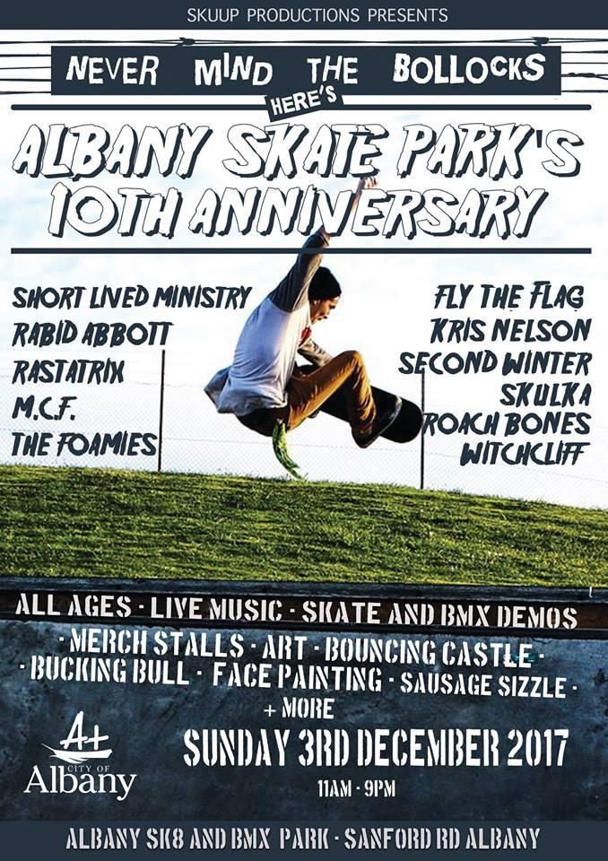 Albany Sk8 Park
