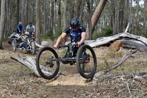 Wheelchair MTB