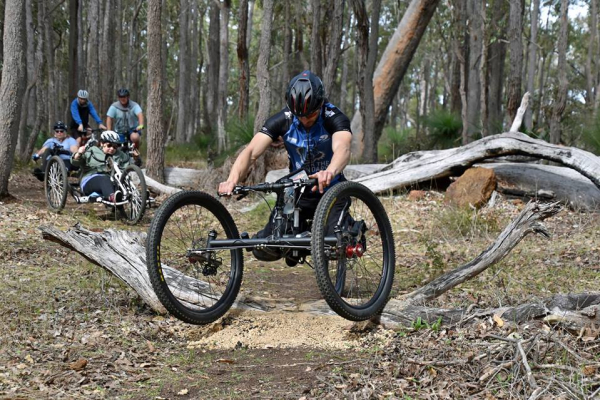 Wheelchair MTB