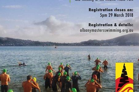 albany swim masters
