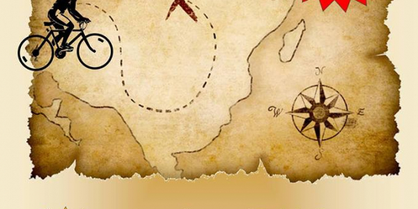 Flyer for Plantagenet Treasure Ride