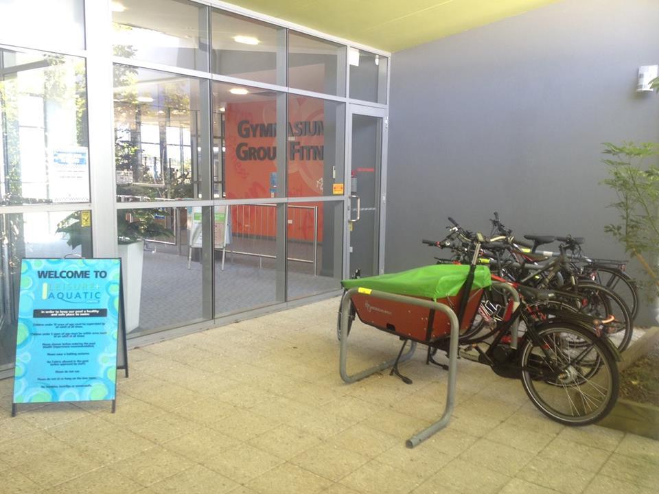 Ride free entry bike