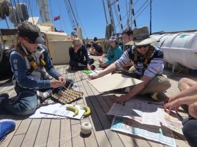 Sail Leeuwin Fremantle to Albany