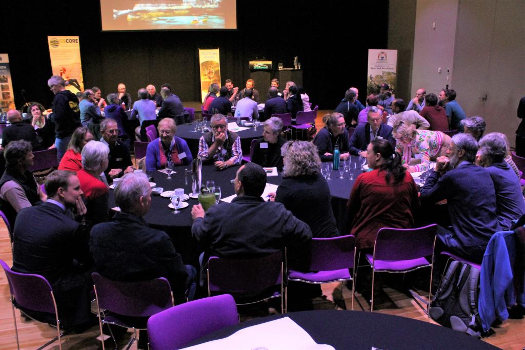 Workshop roundtable