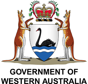 WA State government crest