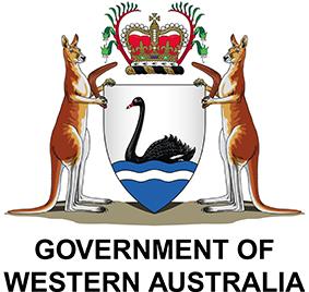 WA State government crest
