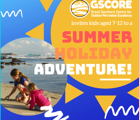GSCORE School Holiday Program Albany