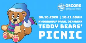 Teddy Bears Picnic 6 October Denmark