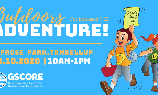 School Holiday outdoor adventure tambellup