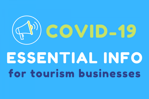 COVID-19 Essential Info for Tourism Businesses
